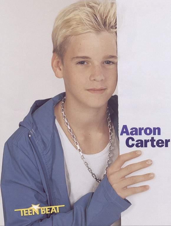 Aaron Carter Teen 104