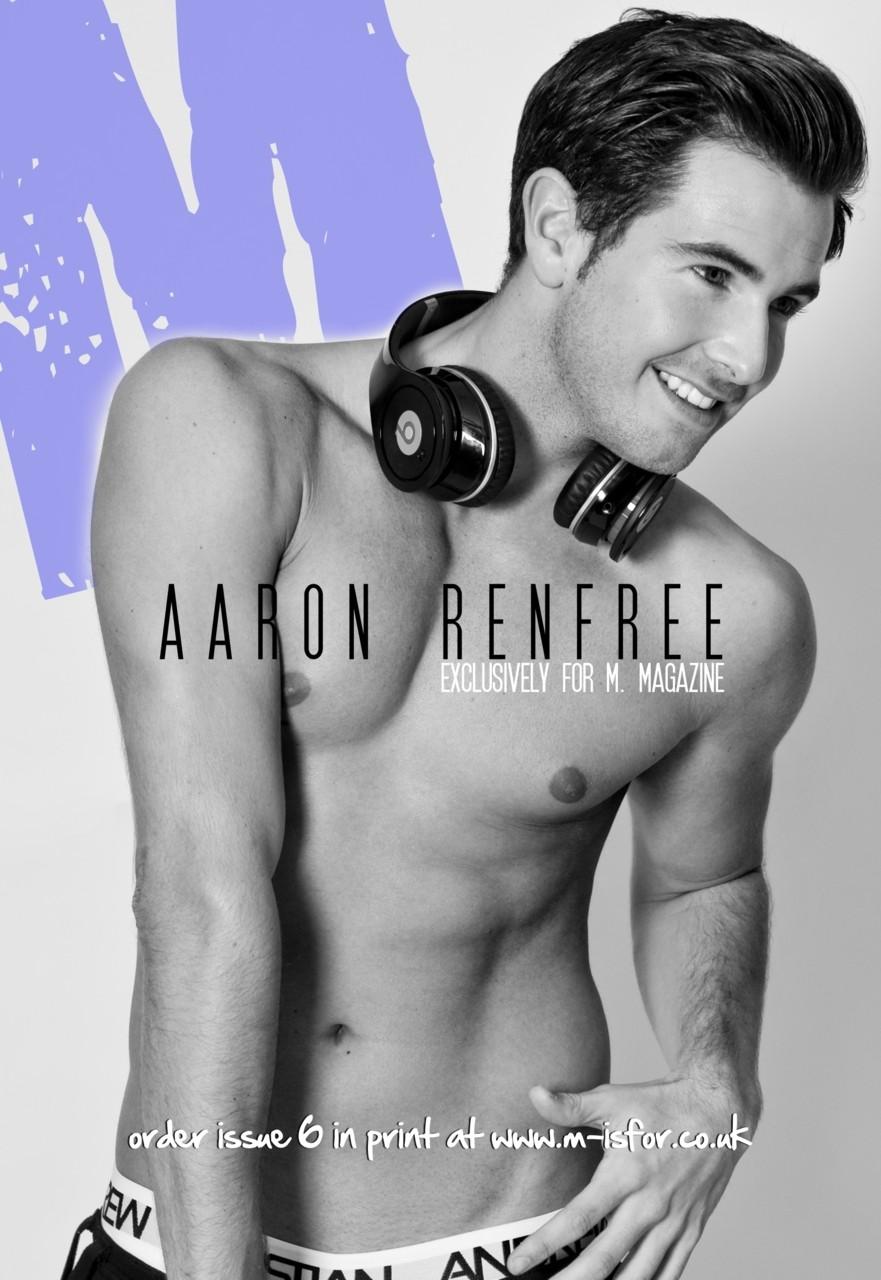 General photo of Aaron Renfree