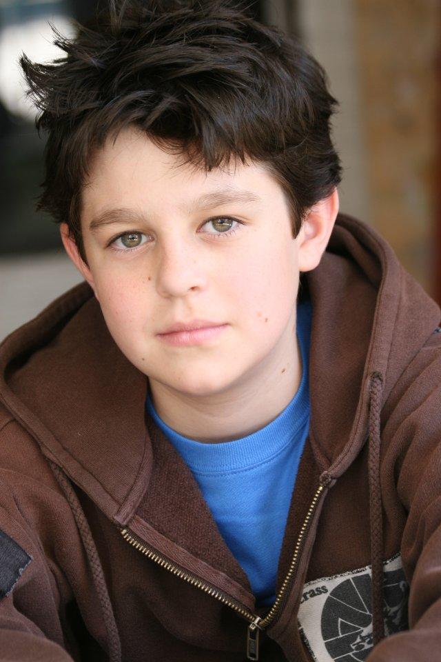General photo of Aaron Sanders