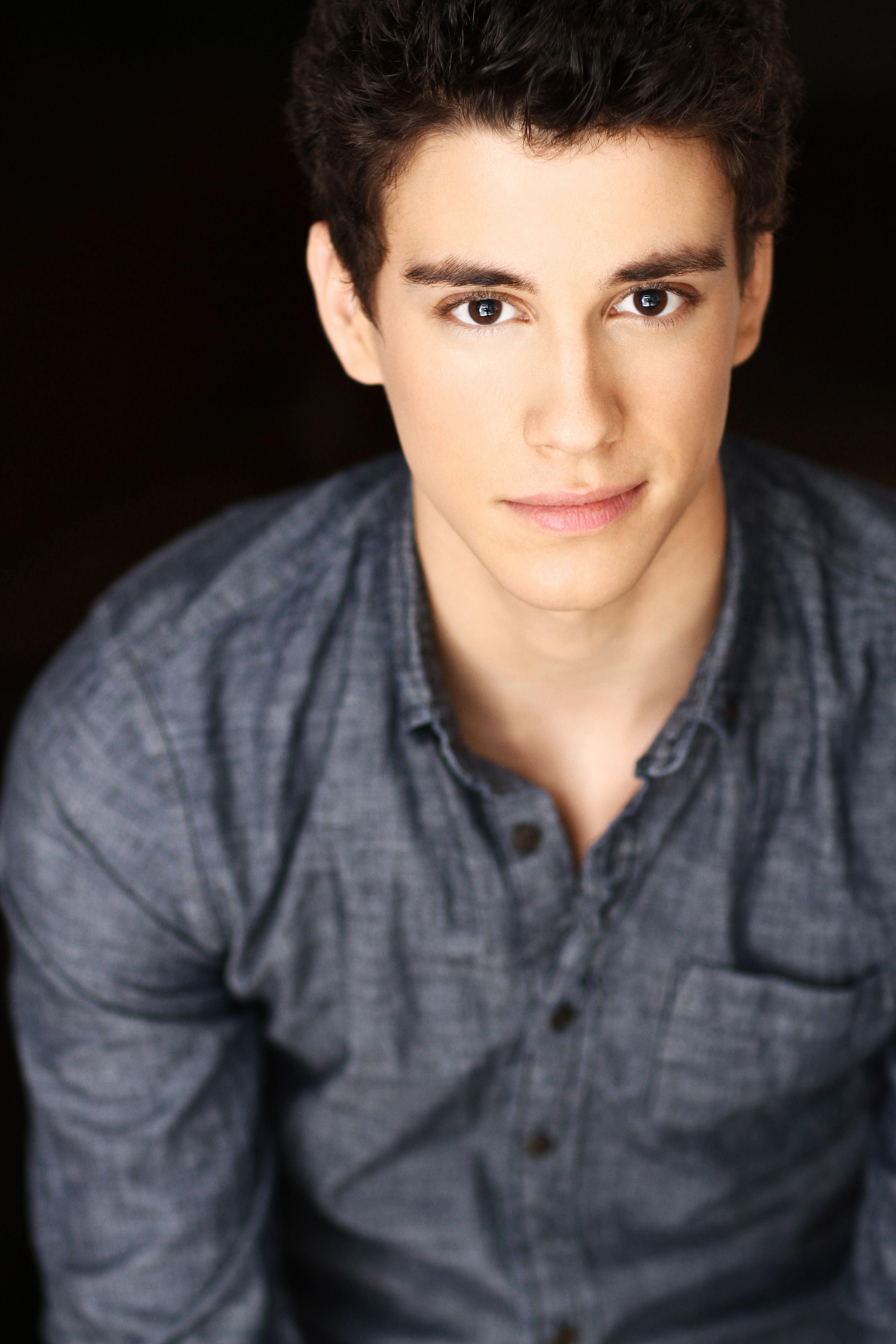 General photo of Adam DiMarco