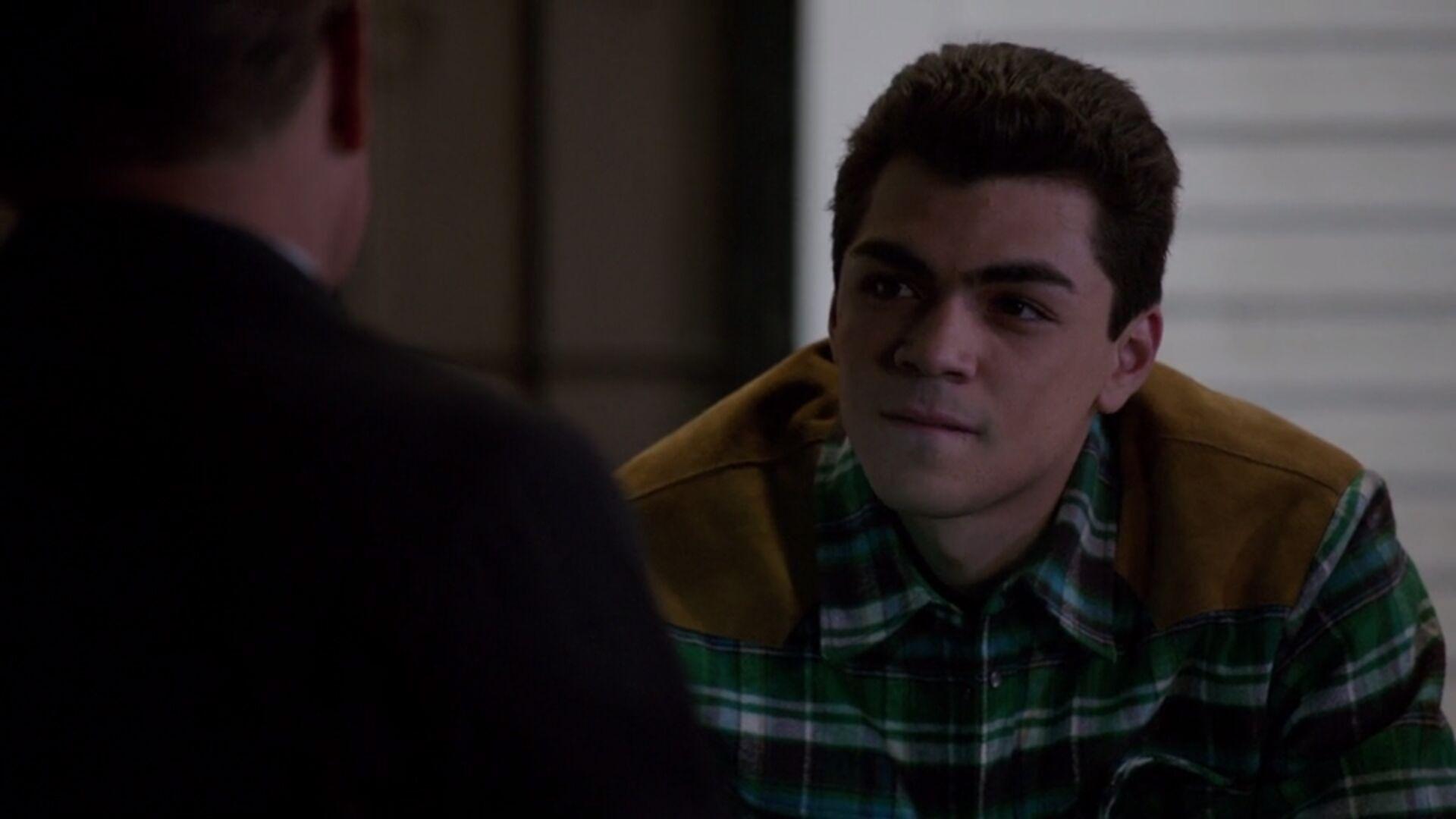 Adam Irigoyen in Major Crimes, episode: Hindsight, Part 1