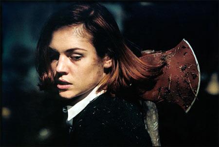 Agnes Bruckner in The Woods