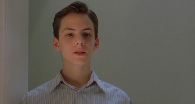 Alessandro Sperduti in I Am David