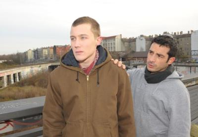 General photo of Alexander Becht