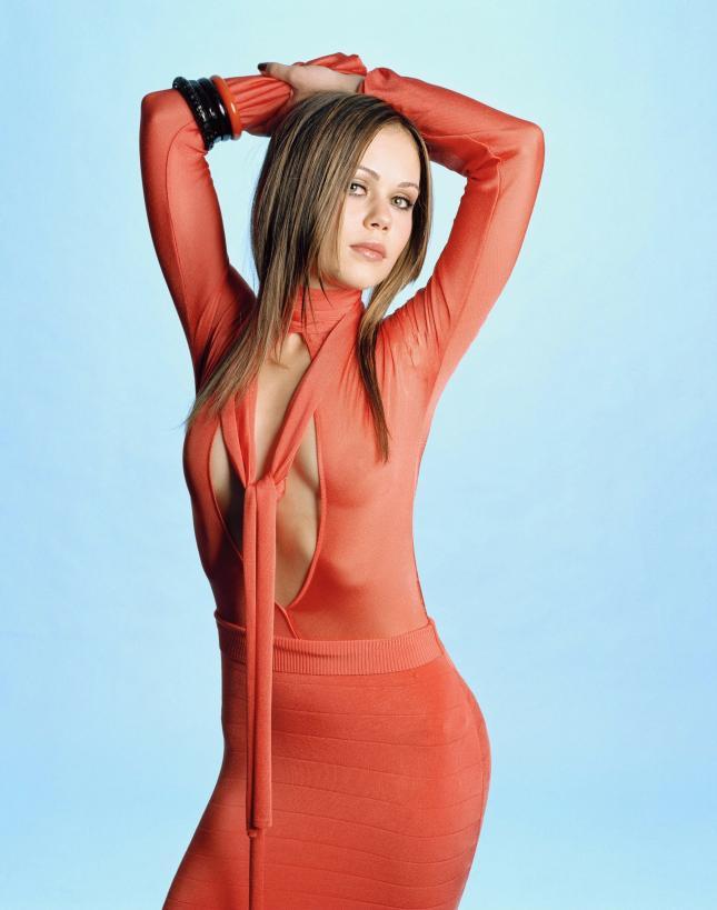 General photo of Alexis Dziena