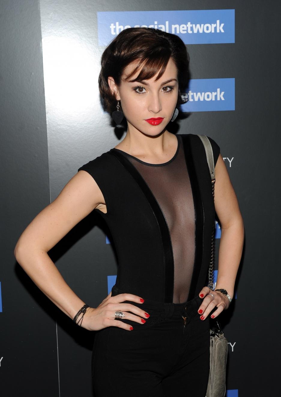 General photo of Allison Scagliotti