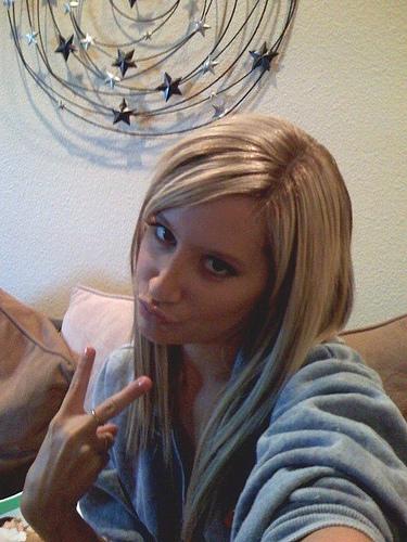 Bilder von Ashley Tisdale nackt