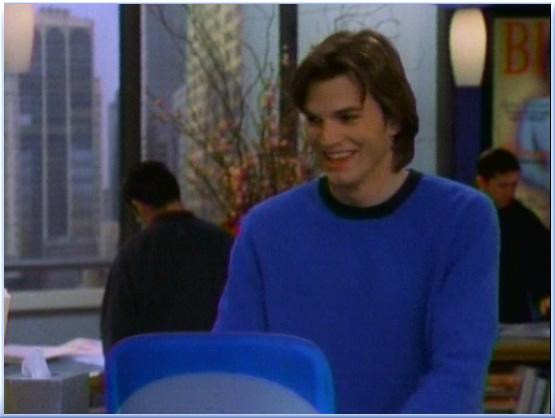 Ashton Kutcher in Just Shoot Me!