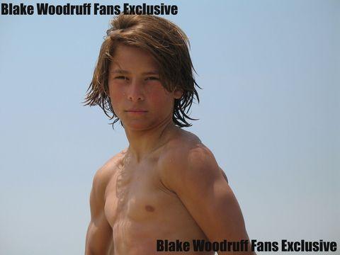 blake woodruff age