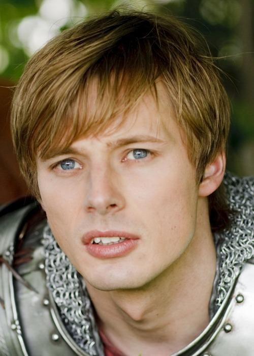 Picture of Bradley James in Merlin - bradley-james