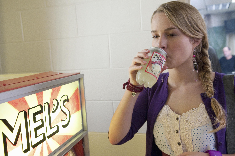 DISNEY Y NICK: Bridgit Mendler: Premiere de Lemonade Mouth  |Bridgit Mendler Lemonade Mouth