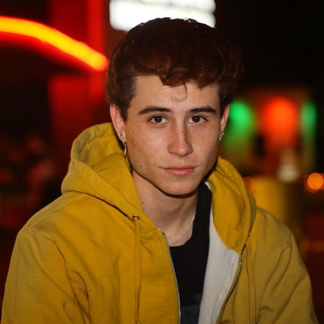 General photo of Caden Conrique