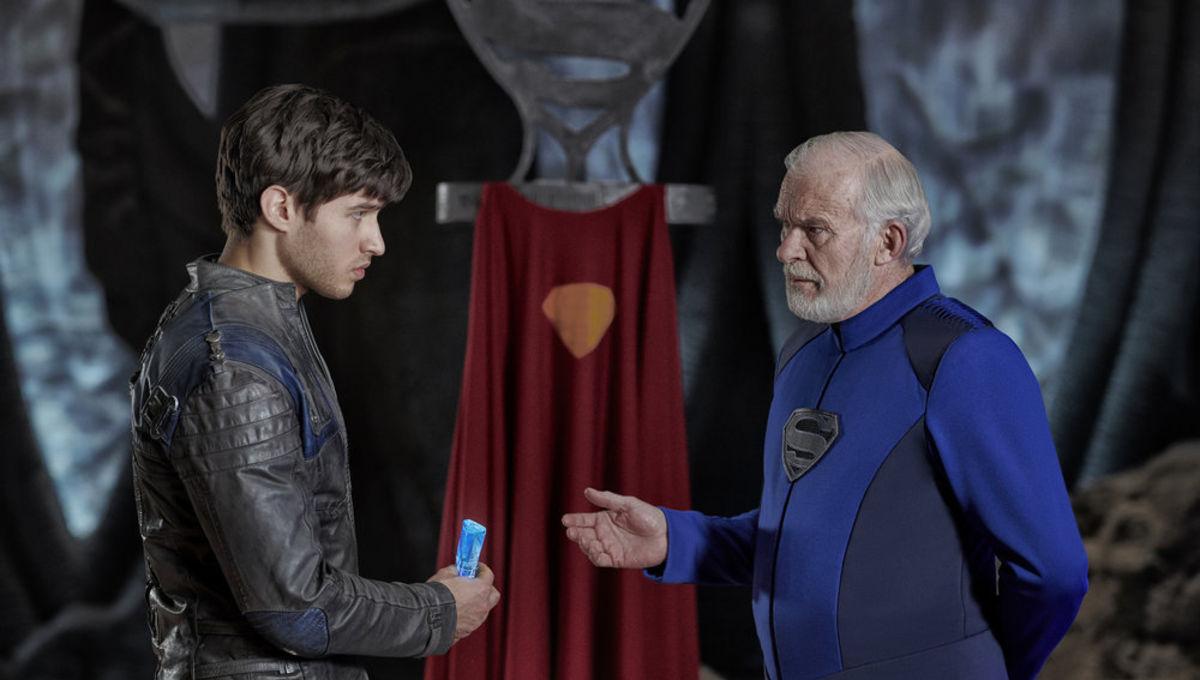 Cameron Cuffe in Krypton