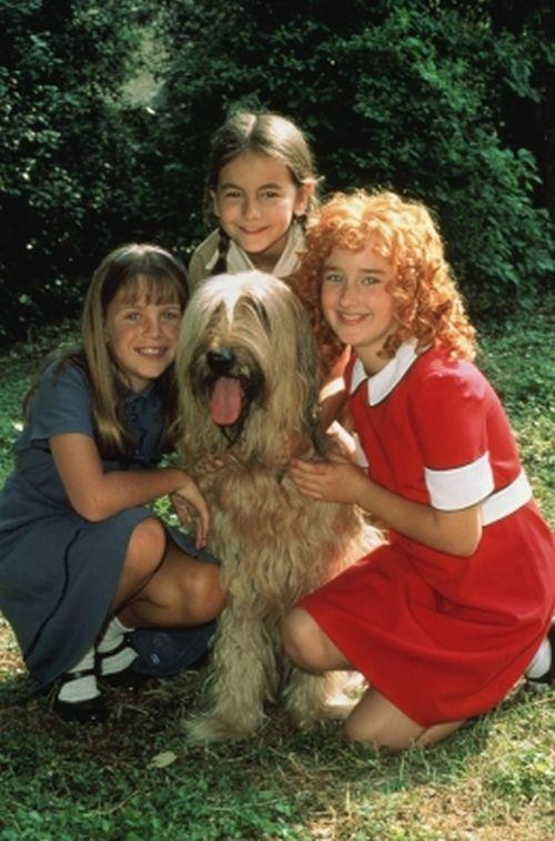 Camilla Belle in Annie: A Royal Adventure