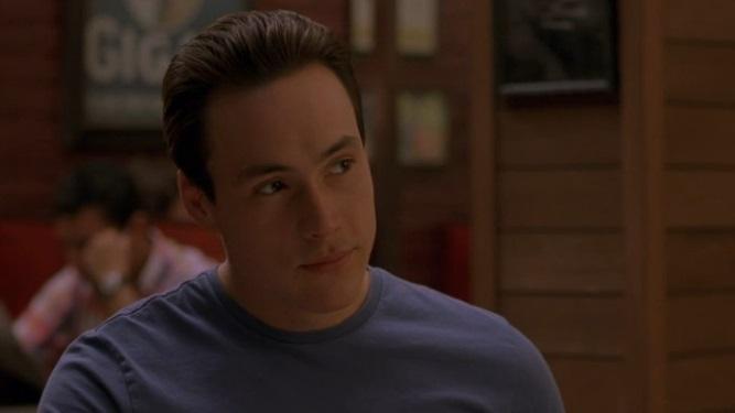 Chris Klein in American Pie 2