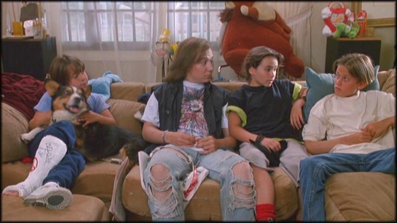 Chris Pettiet in Don't Tell Mom the Babysitter's Dead