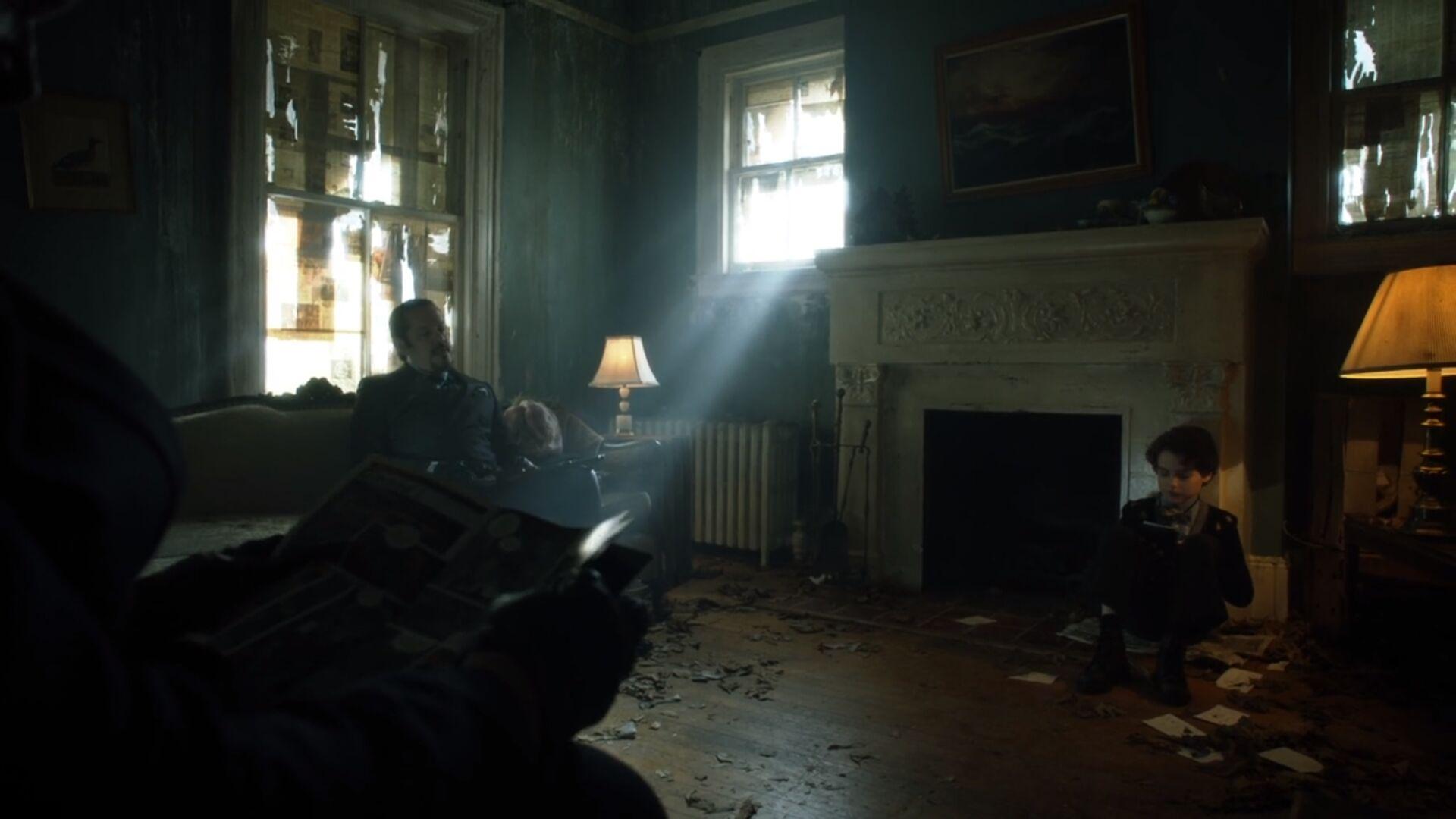 Christopher Convery in Gotham (Season 4)