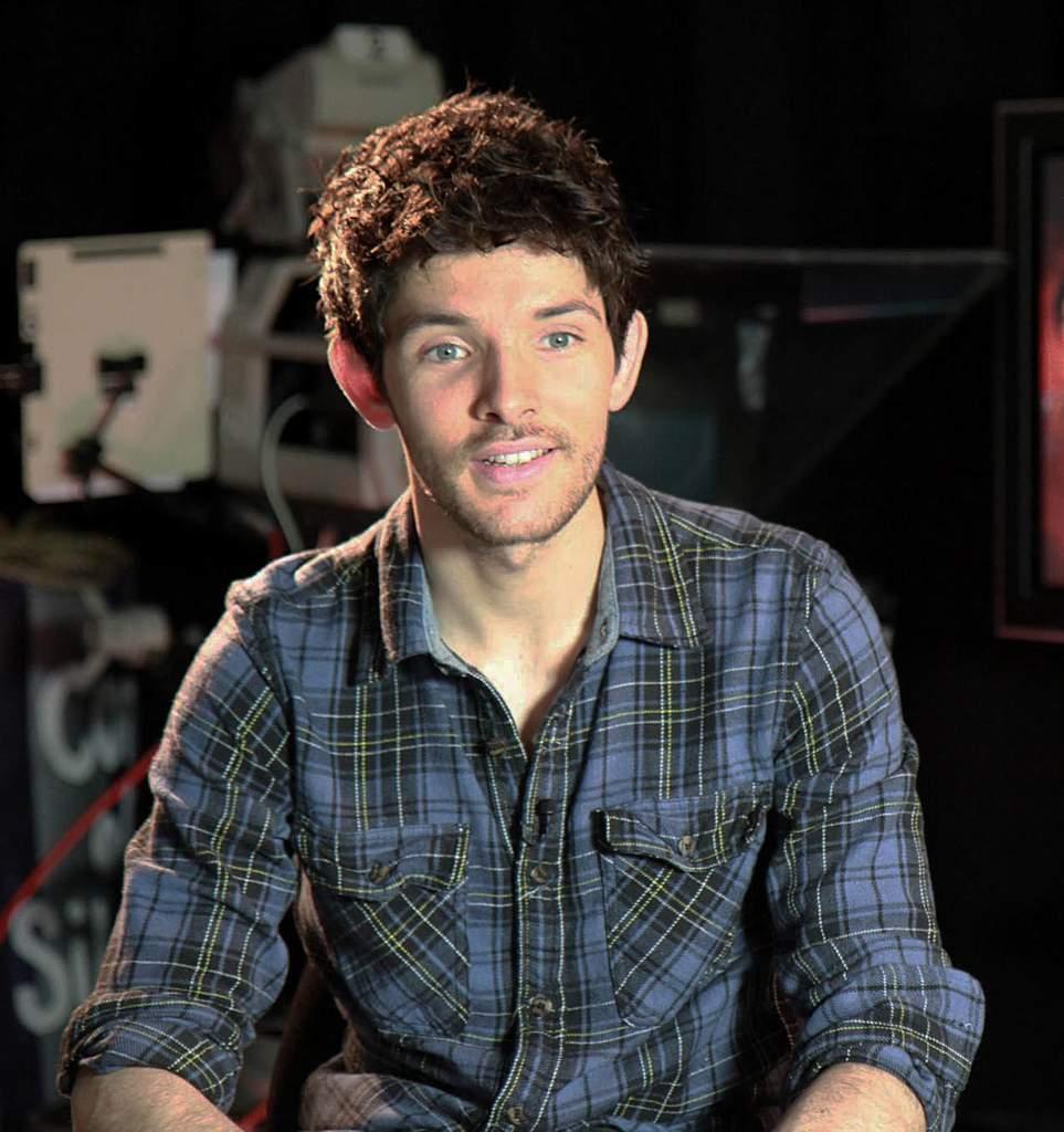 General photo of Colin Morgan