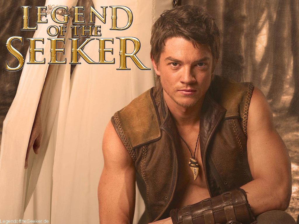 Craig Horner in Legend of the Seeker