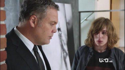 Daniel Flaherty in Law & Order: CI, episode: Rispetto