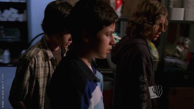 David Henrie in Jack & Bobby, episode: The Kindness of Strangers