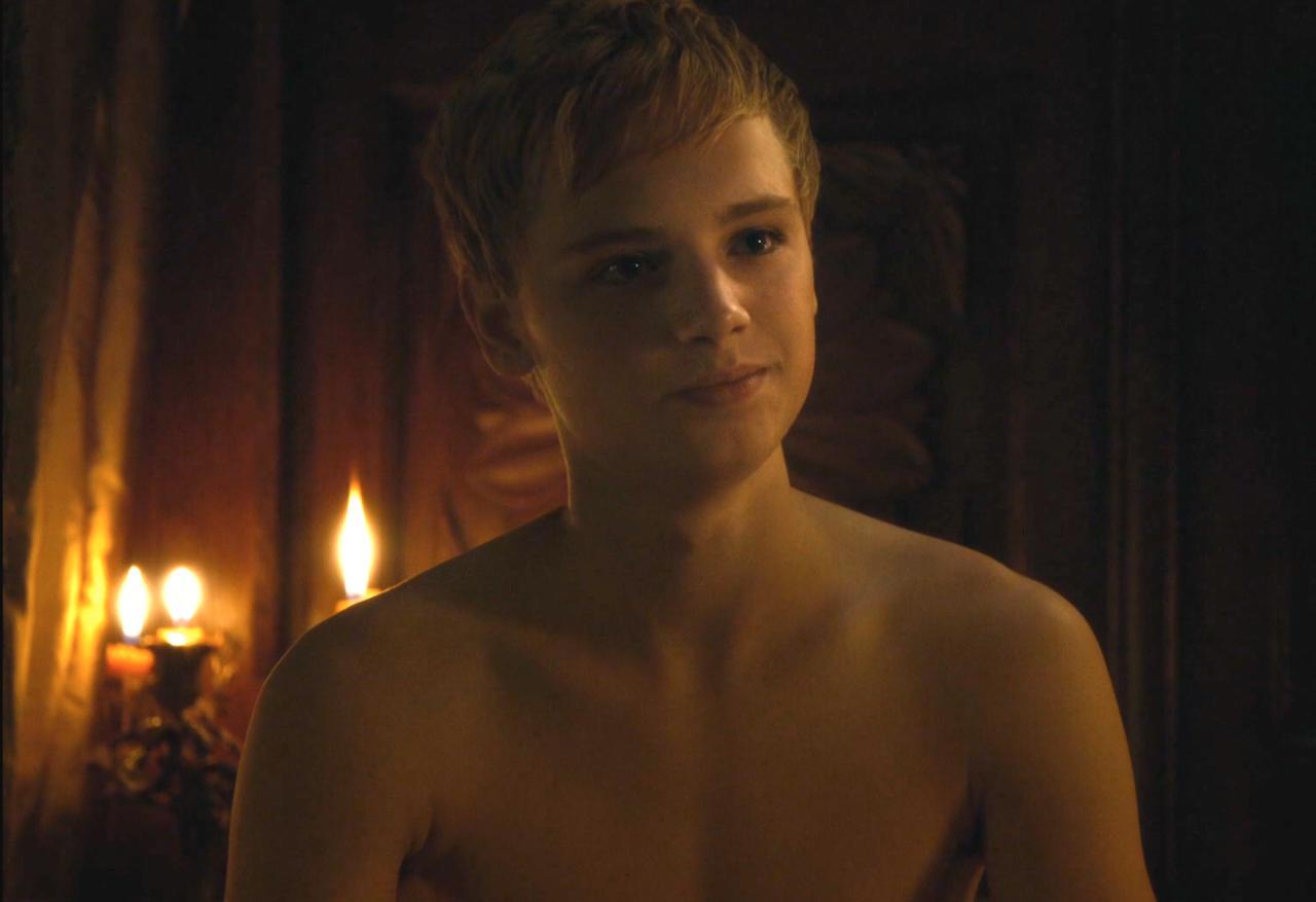 charles shirtless Dean chapman