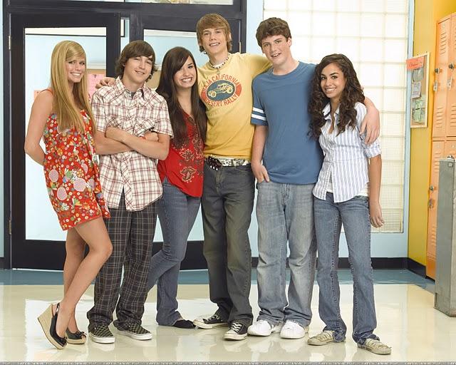 Demi Lovato in As The Bell Rings (Season 1)