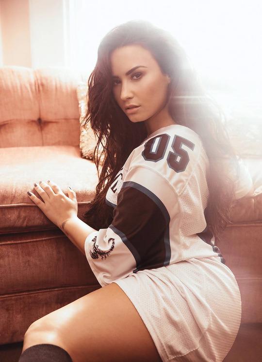 General photo of Demi Lovato