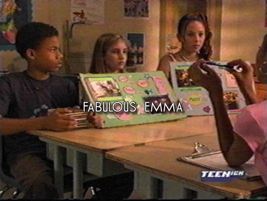 Emma Roberts in Unfabulous