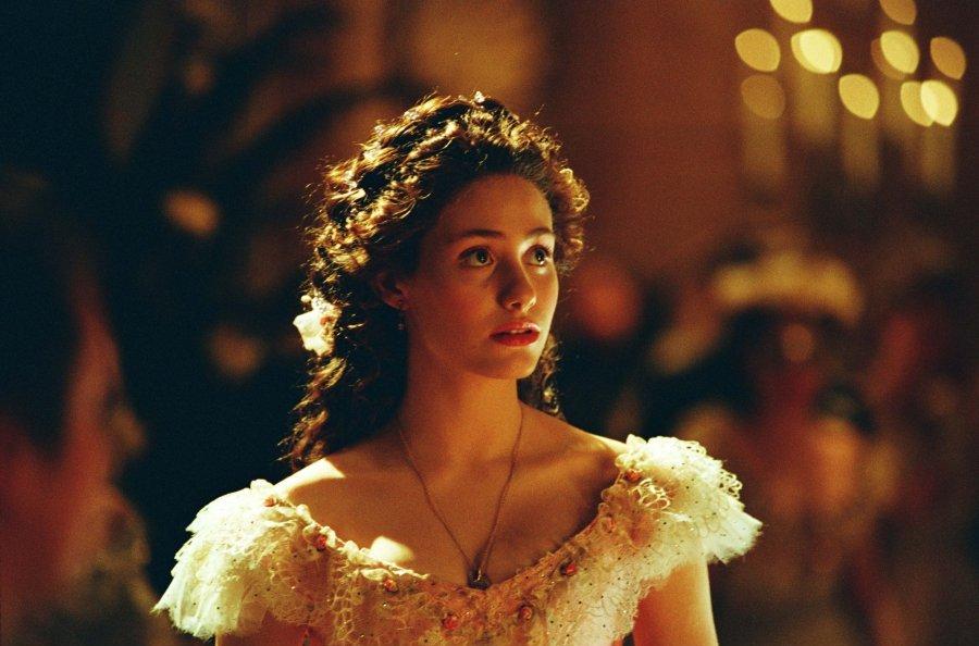 Emmy Rossum in The Phantom of the Opera
