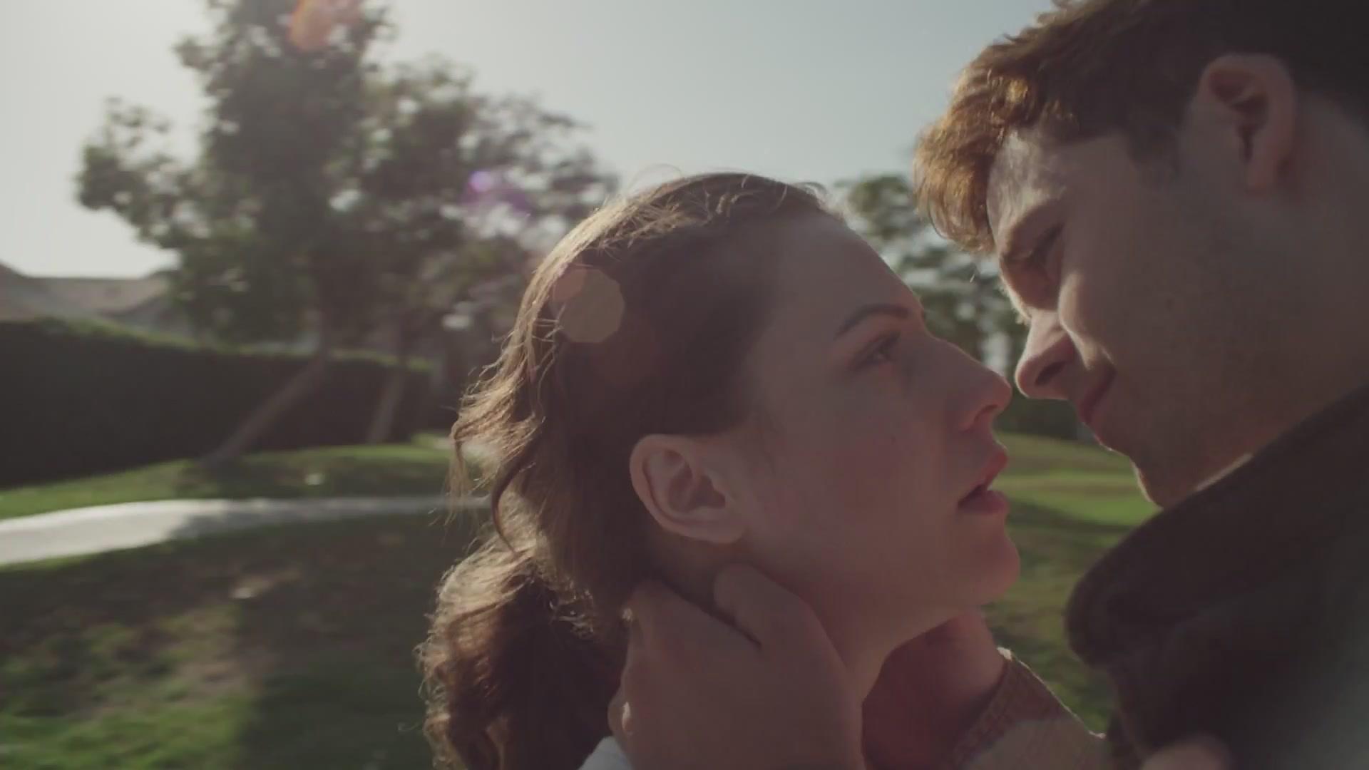 Erin Sanders in Music Video: Memories