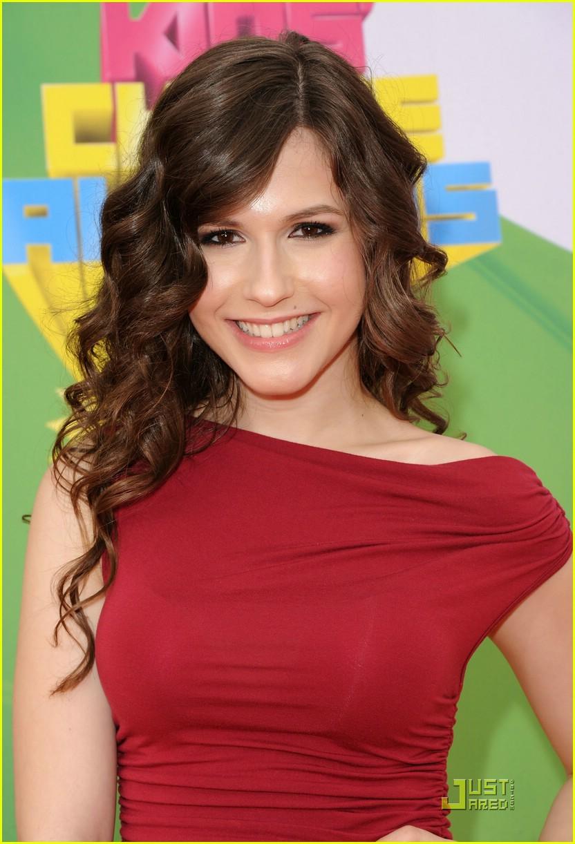 Erin Sanders in Kids' Choice Awards 2011