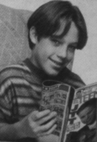 General photo of Geoff Wigdor