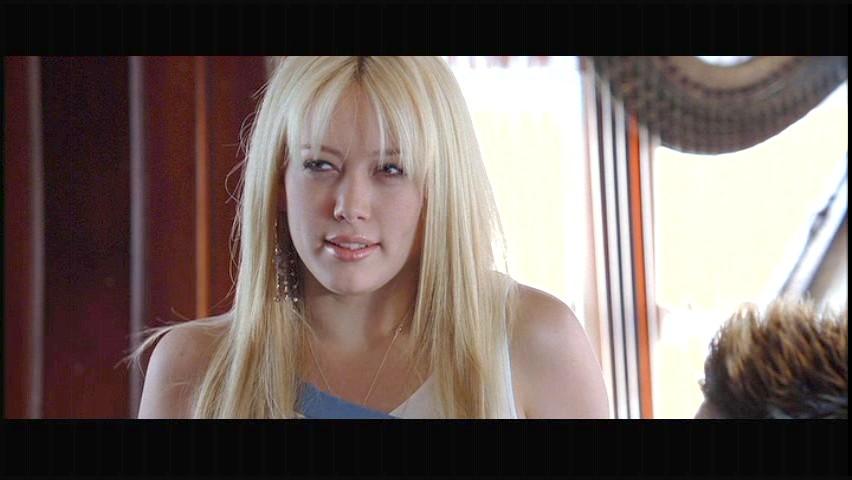 Hilary Duff voice