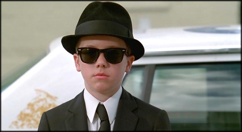 J. Evan Bonifant in Blues Brothers 2000