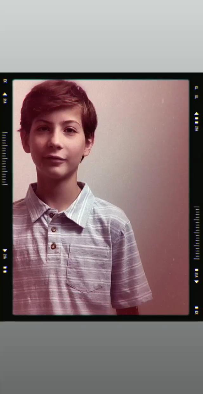 General photo of Jacob Tremblay