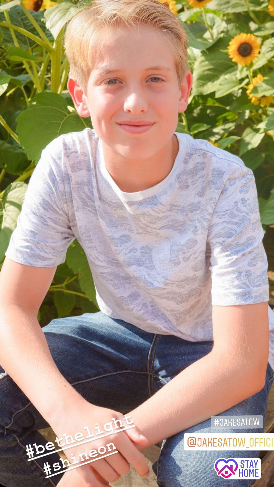General photo of Jake Satow