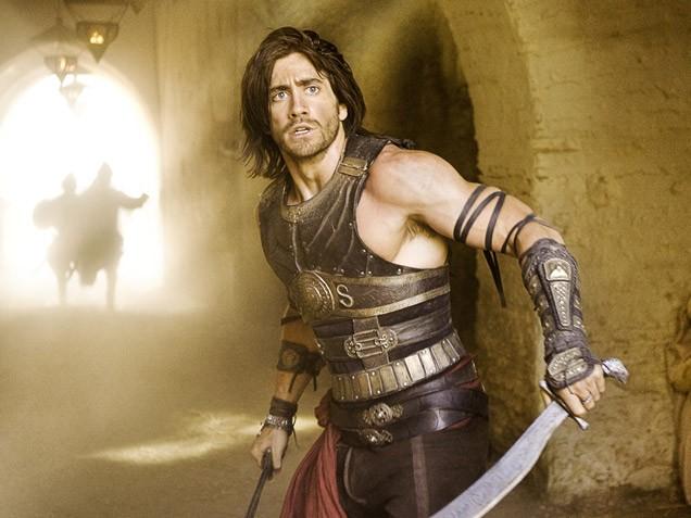 jake gyllenhaal prince of persia. Jake Gyllenhaal in Prince Of
