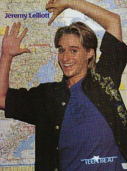 General photo of Jeremy Lelliott