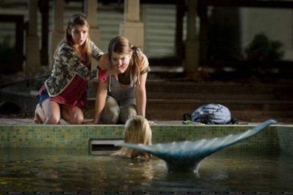Joanna Levesque in Aquamarine