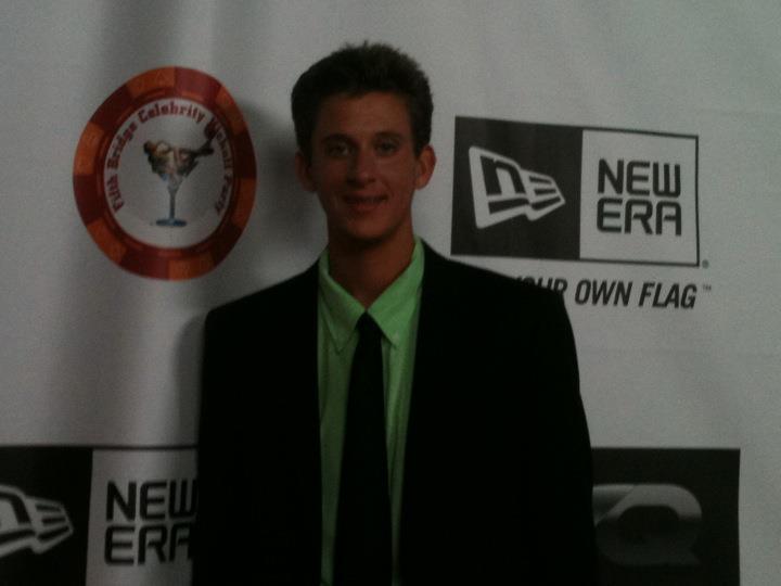 General photo of Joey Brander