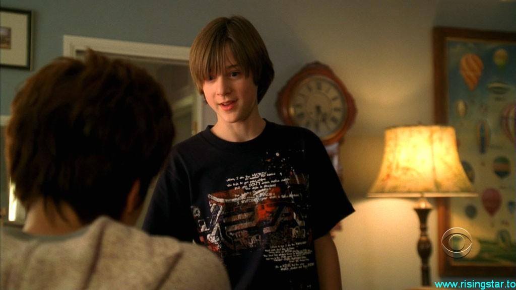 Jordan Garrett in Without a Trace, episode: The Stranger