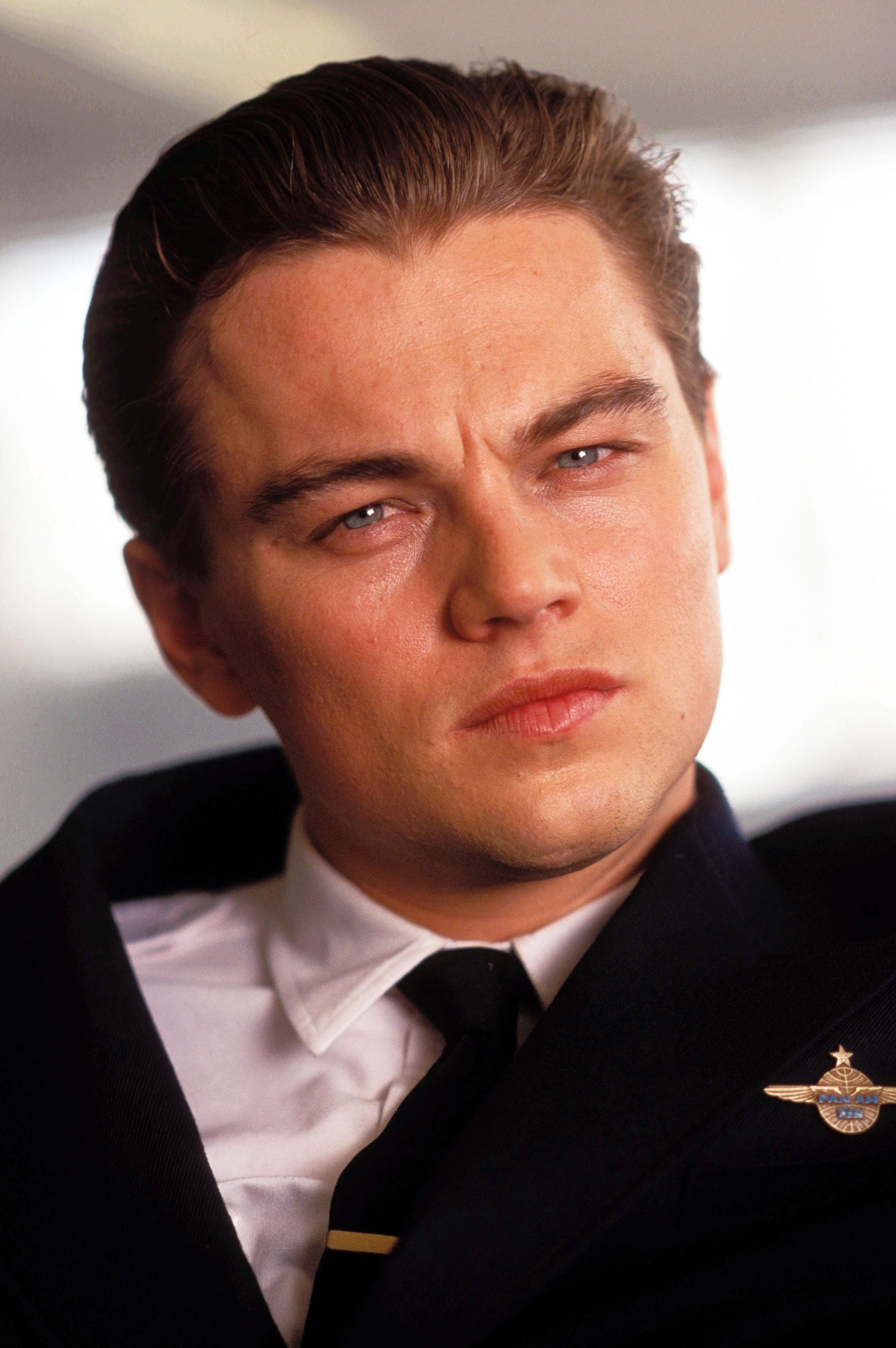 Picture Of Leonardo Dicaprio In Catch Me If You Can Leonardo