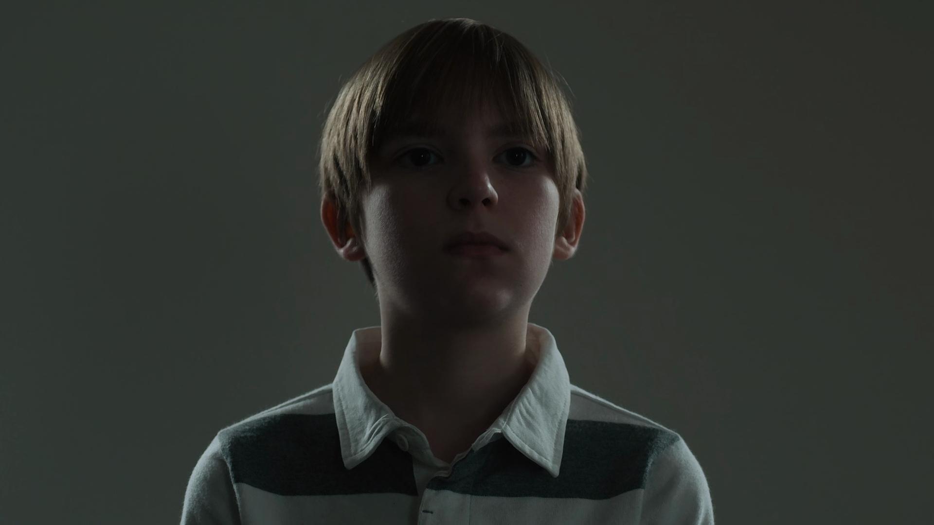 Luke Judy in Evil: episode, Rose390