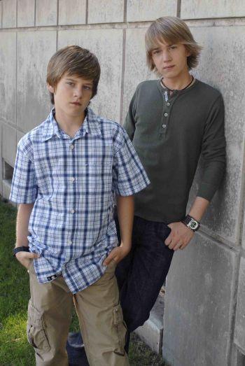 Jason Dolley And Luke Benward
