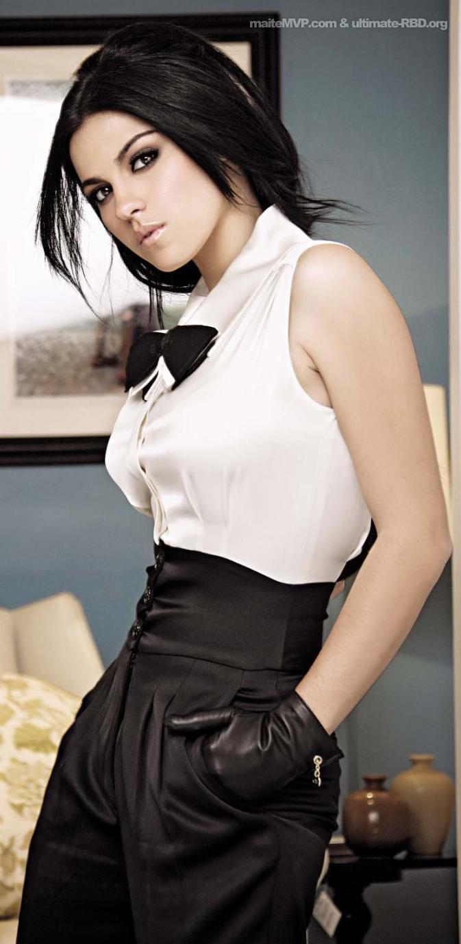 General photo of Maite Perroni