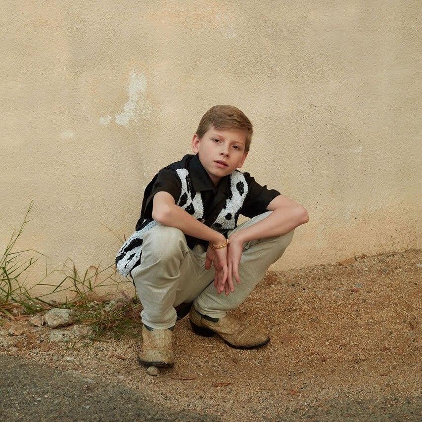 General photo of Mason Ramsey
