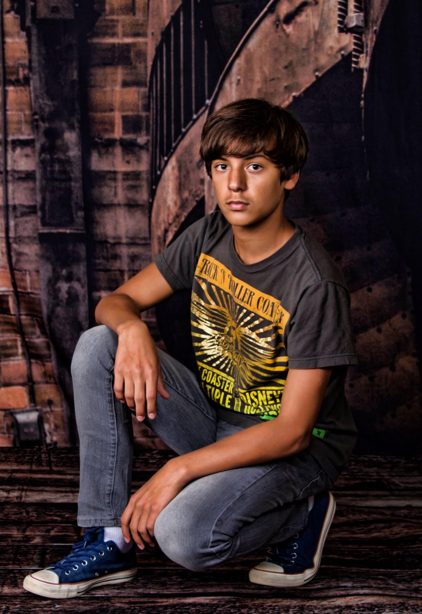General photo of Matthew Davey