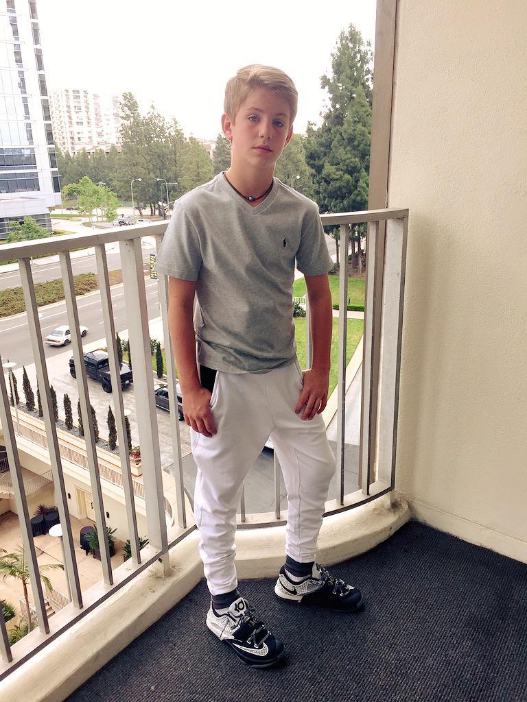 Shoe Size Of Matty B
