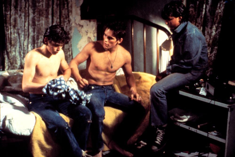 Matt Dillon in The Outsiders